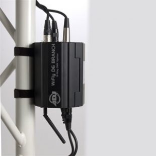 3 x Wifi DMX Transceiver / Splitter