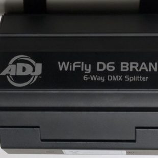 3 x Wifi DMX Transceiver / Splitter