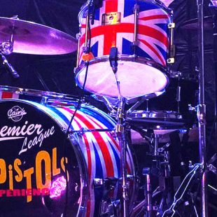 The Sex Pistols Experience – Bishopmill Hall, Elgin, November 2014
